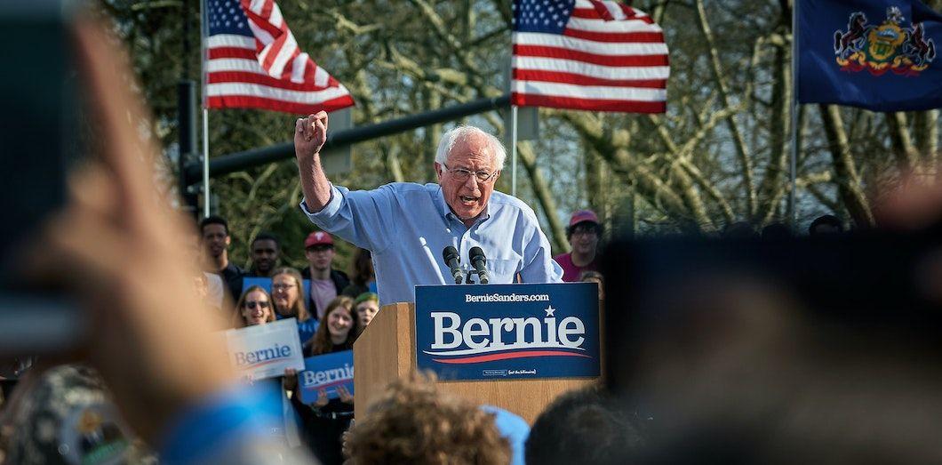 La politique socialiste de Bernie Sanders séduit particulièrement la génération Z.   Vidar Nordli Mathisen via Unsplash