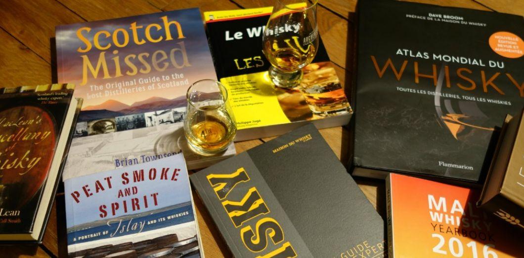 Dix Livres A Ranger Dans Le Bar A Whisky Slate Fr