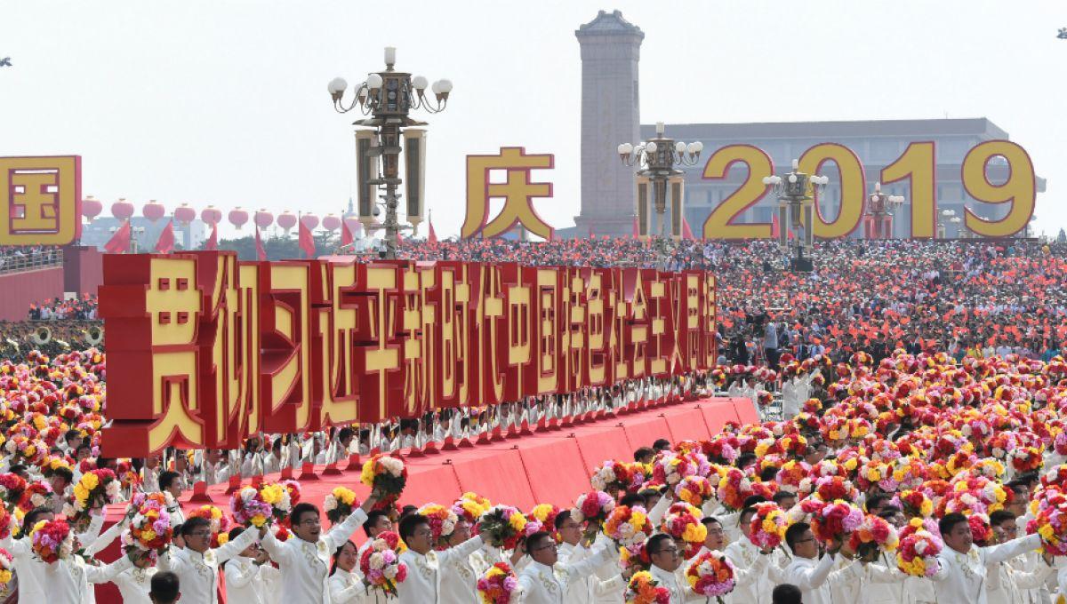 De 1959 à 2019, six anniversaires de la République populaire de Chine