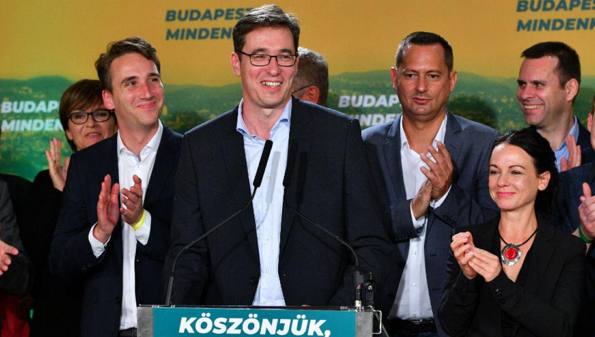 En Hongrie, les progressistes et l'extrême droite repentie ont affaibli ensemble Orbán