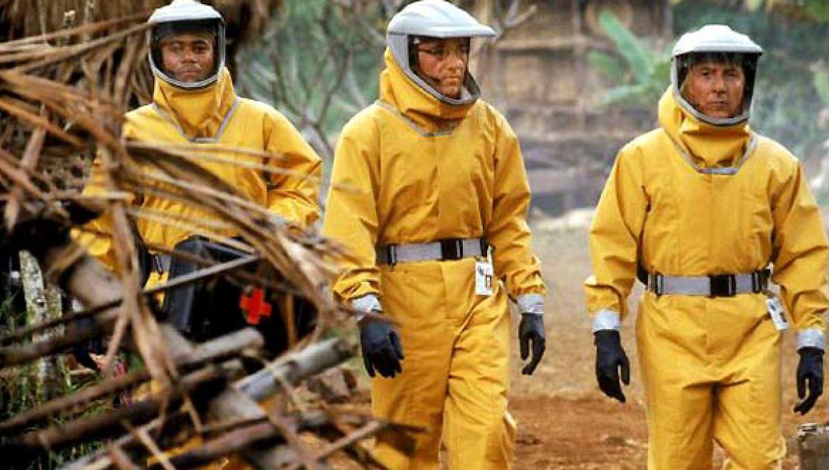 Ils ont filmé la fin du monde: Pandémie Story [1/7] | Slate.fr
