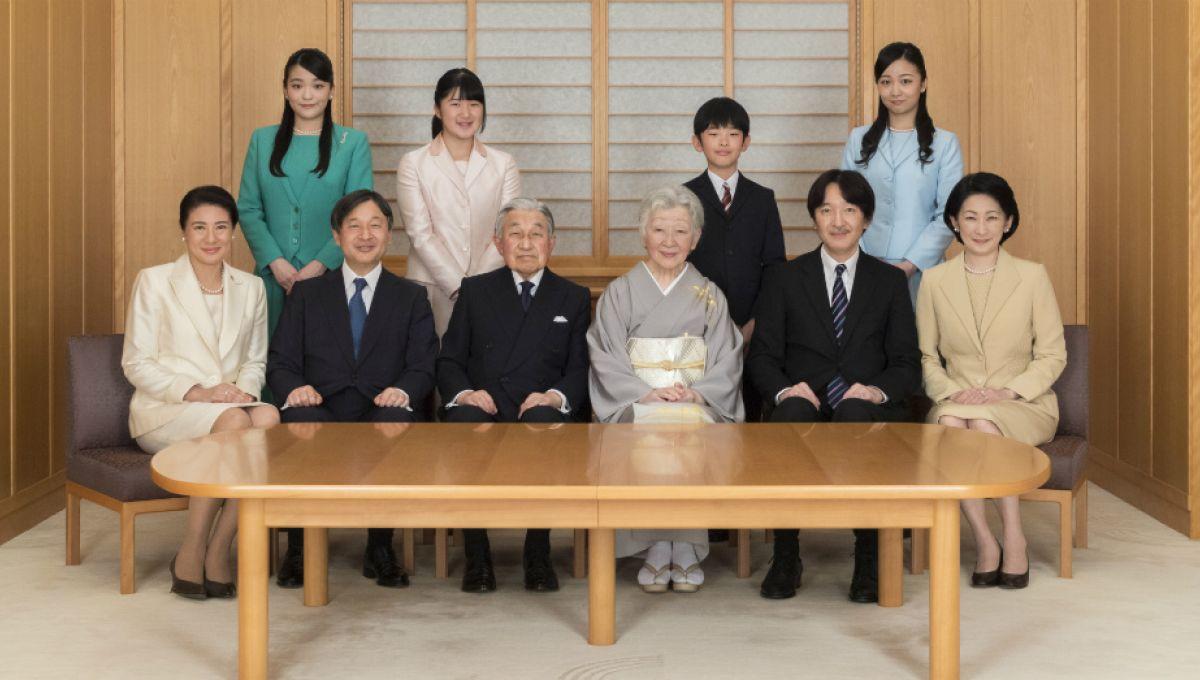 Table À Manger Japonaise le japon n'a plus guère d'empereurs potentiels en stock