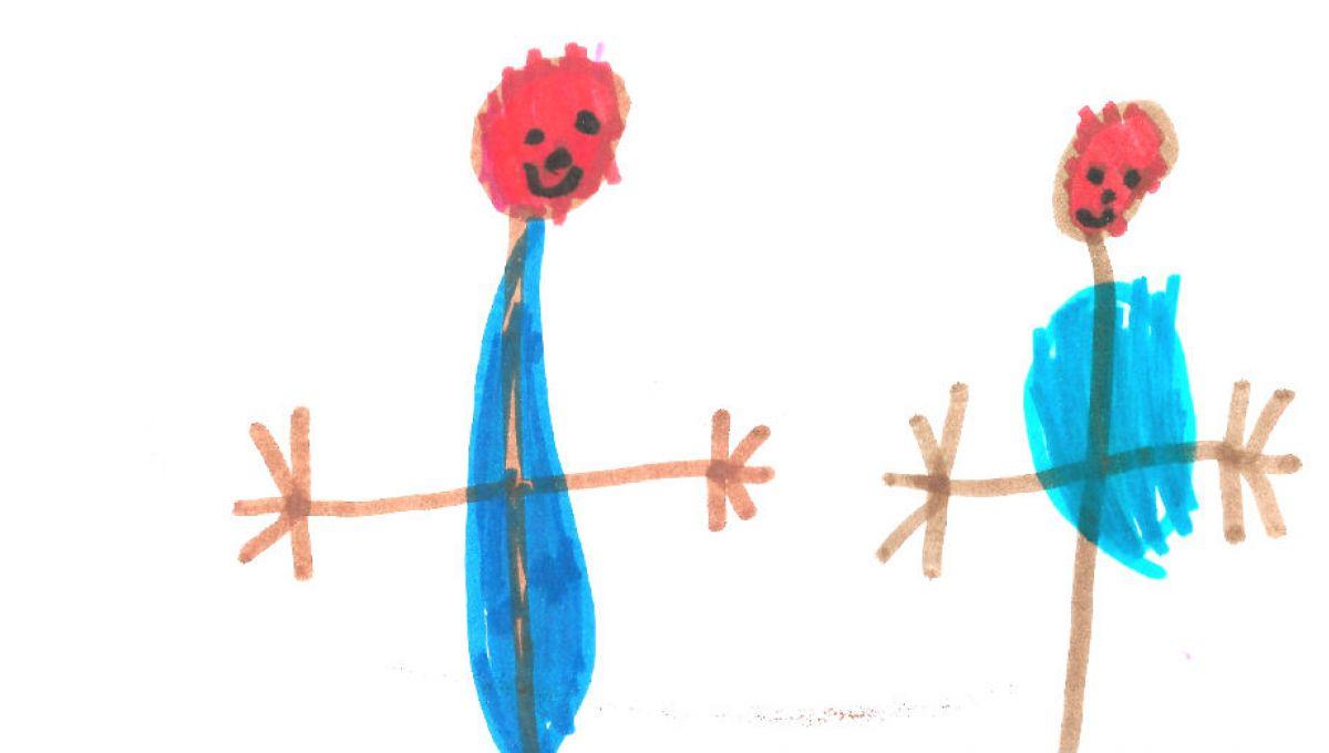 Dessin D Une Chambre D Enfant que faire des dessins de nos enfants? | slate.fr