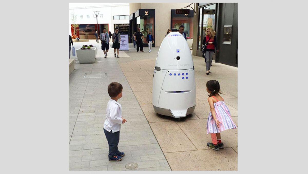 un robot a agress un b b dans un centre commercial de la silicon valley. Black Bedroom Furniture Sets. Home Design Ideas