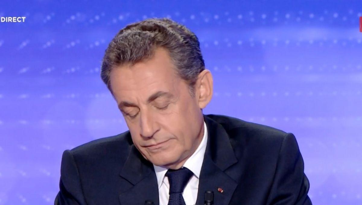 Toutes Les Techniques De Nicolas Sarkozy Pour Esquiver Les Questions Genantes Slate Fr