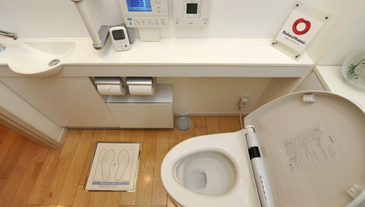 Salle De Bain Japonaise France pourquoi la france n'est pas encore fan des wc «à la