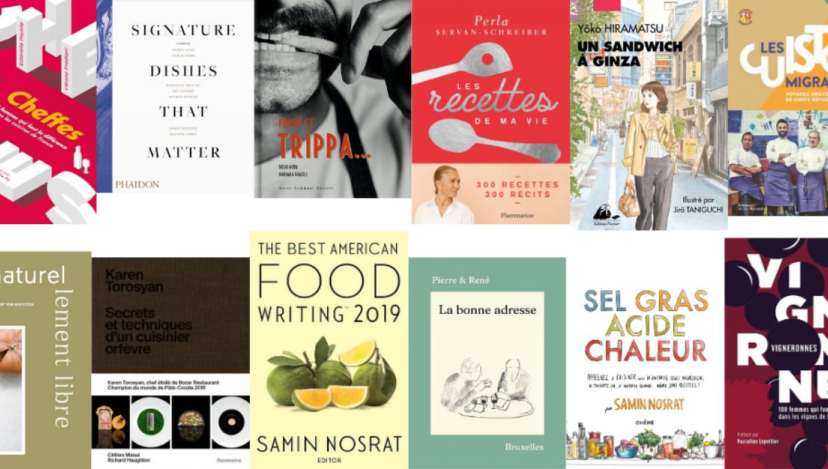 Les Meilleurs Livres Culinaires De L Annee 2019 Slate Fr