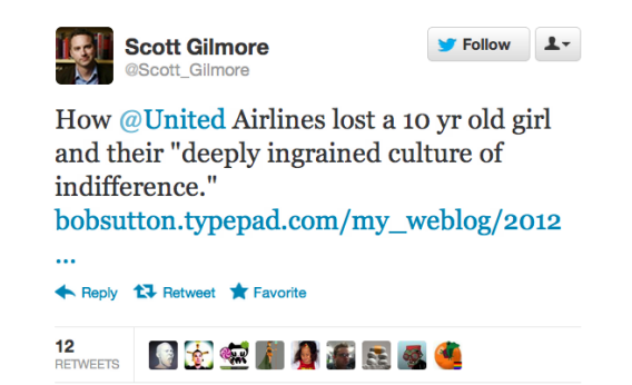 United Airlines: quand les réseaux sociaux défont une